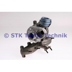 Skoda Octavia I 1.9 TDI 038253016F Turbo - 720855-5006S - 720855-9006S - 720855-0005 - 720855-0004 - 720855-0003 - 720855-0001/2