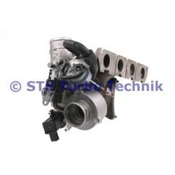 Skoda Octavia II 2.0 TSI 06F145701H Turbo - 5303 988 0105 - 5303 970 0105 - 06F145701H - 06F145701HX - 06F145701HV - 06F145701G
